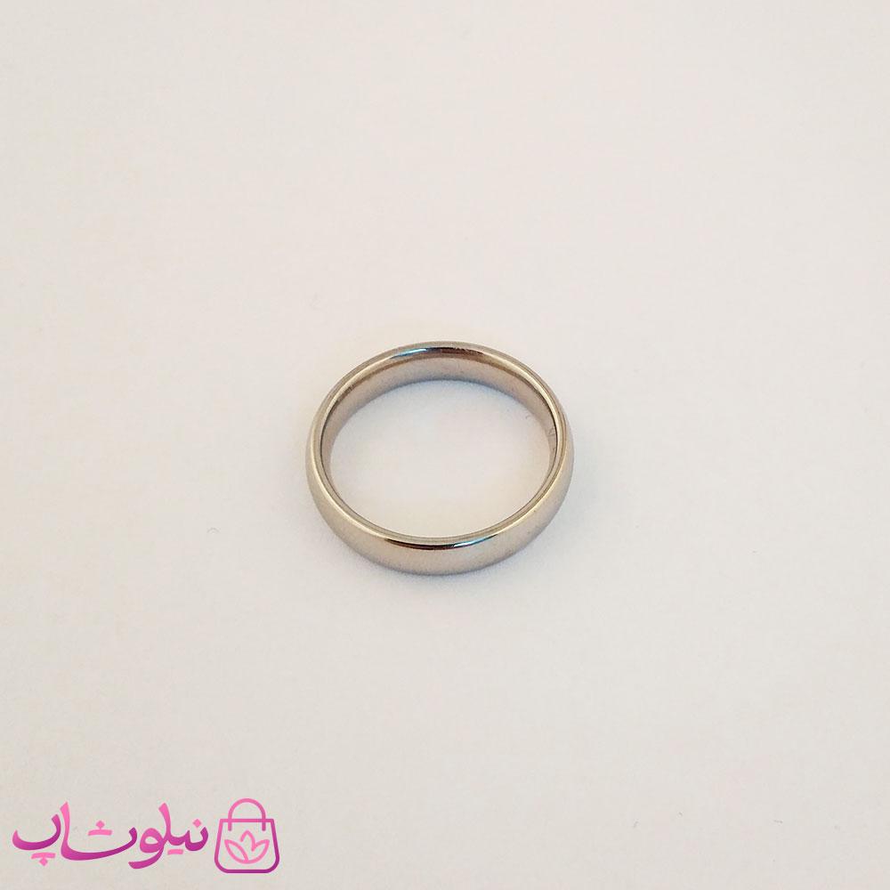 حلقه یا رینگ استیل ساده