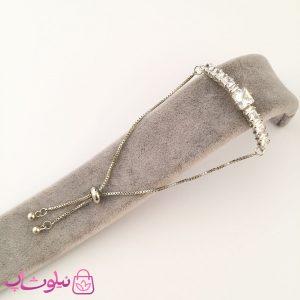 قیمت دستبند زنانه مارشالی طرح فشن