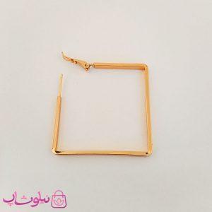 قیمت گوشواره زنانه مربعی ژوپینگ
