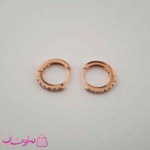 قیمت گوشواره حلقه ای کوچک ژوپینگ