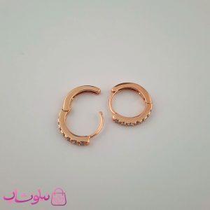 گوشواره حلقه ای کوچک ژوپینگ